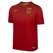 China National Home Soccer Jersey 16/17