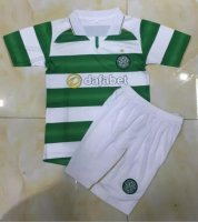 Kids Celtic Home Soccer Kit 2016/17 (Shorts+Shirt)