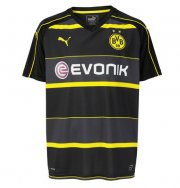 Kids Dortmund Away Soccer Kit 2016/17 (Shirt+Shorts)