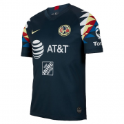 Club America 19/20 Away Navy Soccer Jerseys Shirt(Player Version)