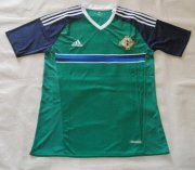 Northern Ireland Home Soccer Jersey 2016 Euro