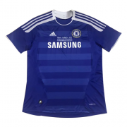 Retro 11-12 Chelsea Home Blue UCL Final Jerseys Shirt