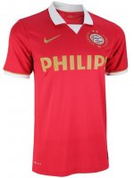13-14 PSV Home Red Jersey Shirt