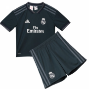 Real Madrid Kids 18-19 Away Jersey Kits