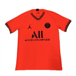 Player Version 19/20 PSG Red Soccer Jerseys Shirt