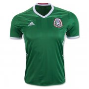 Mexico Home Soccer Jersey 2016