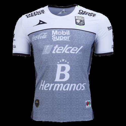 792bacbfcf6 Club León Away Soccer Jersey 16 17