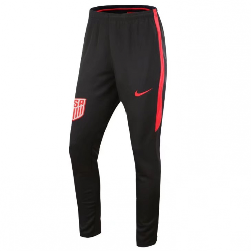USA Training trousers 2017/18 Black