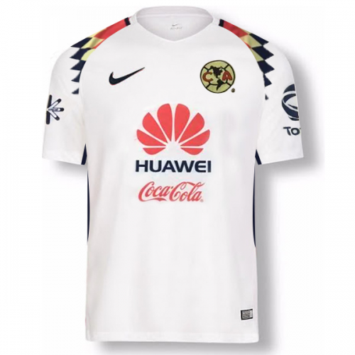 Club America Training Shirt 2017/18 White