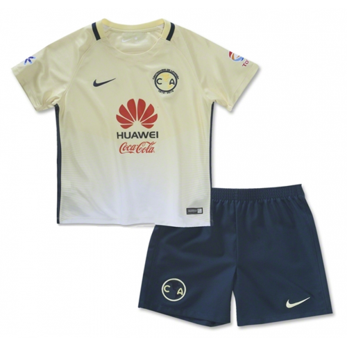 Kids Club America Home Soccer Kits 16/17 (Shirt+Shorts)