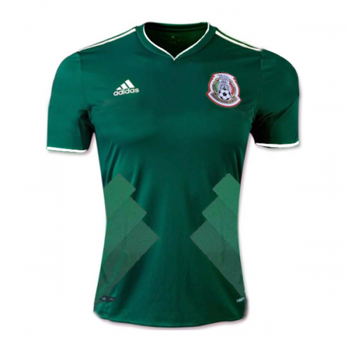 Mexico Home Soccer Jersey 2017/18