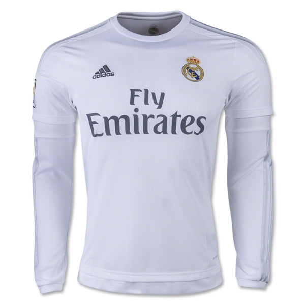 Real Madrid Home Soccer Jersey