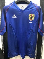 Retro Japan Home Soccer Jerseys 2002
