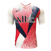 Player Version PSG 19/20 Red&White Training Jerseys Shirt