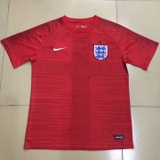 England Away Soccer Jersey Red 2018 World Cup