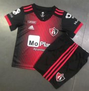 Children Atlas Fútbol Club Home Soccer Suits 2019/20 Shirt and Shorts