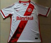 SC Internacional Away Soccer Jersey 2015-16 White