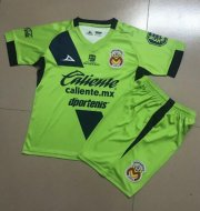 Children Monarcas Morelia Third Away Soccer Suits 2020 Shirt and Shorts
