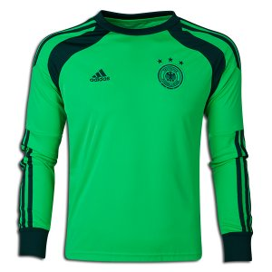 2014 FIFA World Cup Germany Goalkeeper Long Sleeve Jersey