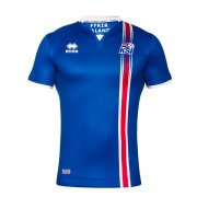 Iceland Home Soccer Jersey Euro 2016