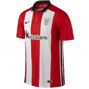 Athletic Bilbao Home Soccer Jersey 2015-16