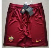 Roma Home Soccer Shorts 2020/21