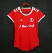 Sport Club Internacional Home Women Soccer Jerseys Red 2020/21