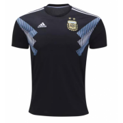 Argentina Away Soccer Jersey Shirt 2018 World Cup