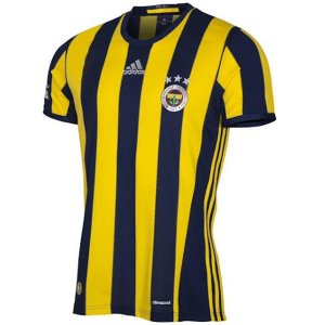 Fenerbahce Home Soccer Jersey 16/17