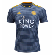 18-19 Leicester City Away Jersey Shirt