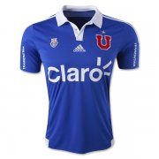 Universidad de Chile Home Soccer Jersey 15/16