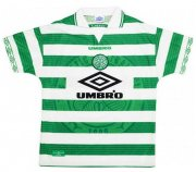 Retro Celtic Home Soccer Jerseys 1997/1999