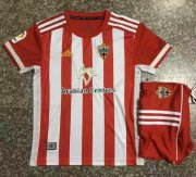 Children Almeria Home Soccer Suits 2020/21 Shirt and Shorts