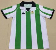 Retro Real Betis Home Soccer Jerseys 1998/99