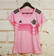 FC Flamengo 70th Anniversary Women Pink Soccer Jersey 2019/20