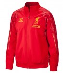 13-14 Liverpool Red Travel Jacket
