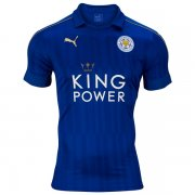 Leicester City Home Soccer Jersey 2016-17