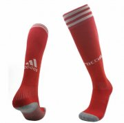 Russia Home Red Soccer Socks 2020