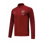 18-19 Arsenal Jacket Red