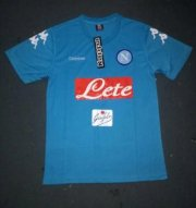 Napoli Home Soccer Jersey 16/17