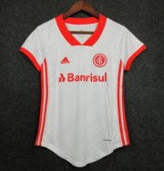 Sport Club Internacional Away Women Soccer Jerseys Red 2020/21