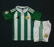 Kids Real Betis Home Soccer Kits 16/17 (Shirt+Shorts)