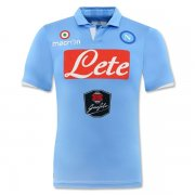 Napoli 14/15 Home Soccer Jersey