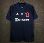 Club Universidad de Chile Home Soccer Jerseys Blue 2020/21