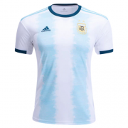 Argentina Home Blue&White Soccer Jerseys Shirt 2019