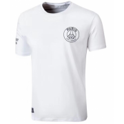 2018-19 PSG Air Jordan White Tee