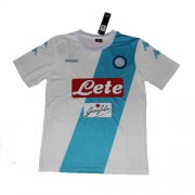 Napoli Away Soccer Jersey 16/17 White