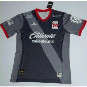 Monarcas Morelia Away Soccer Jersey 16/17 Grey