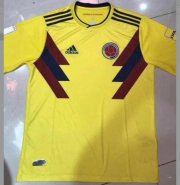Colombia Home Soccer Jersey 2018 World cup