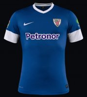 13/14 Athletic Bilbao Jersey Away Soccer Jersey
